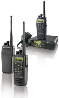Motorola MOTOTRBO XPR 8400 Repeater Portable Communications